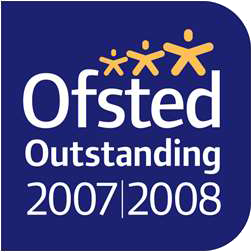 Ofsted Outstanding 2007-2008